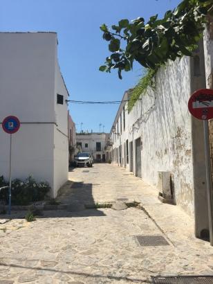 B2a. Palma old town 25.6.18.