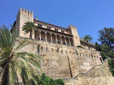 C2. Palace, Palma 20.6.18.