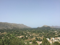 C2. Views at Pollensa 13.7.18.