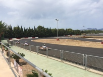 D2. Go Karting, Alcudia 18.7.18.