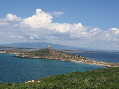 A3. Tharros from the other bay 16.8.18.