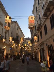 Alghero old town