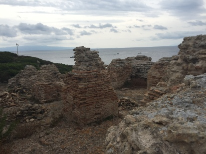 B1. Ruins at Tharros 14.8.18.