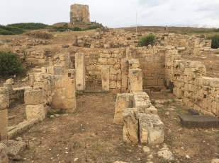 B4. Ruins at Tharros 14.8.18.