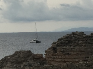 B5. Cuffysark from Tharros Ruins 14.8.18.
