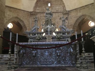 C6. Alghero Cathedral 25.7.18.