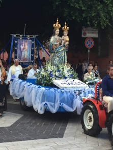 C0. Parade of Santa Maria - Sant Antioco 2.9.18.
