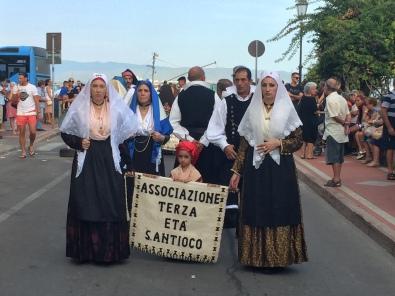 C1. Parade, Sant Antioco 2.9.18.