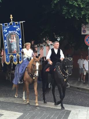 C2. Parade of Santa Maria - Sant Antioco - 2.9.18.