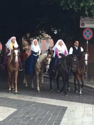 C4. Parade of Santa Maria - Sant Antioco - 2.9.18.