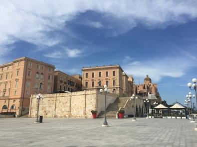 A4. Cagliari old town 8.9.18.