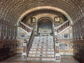 B2. Cagliari Cathedral Vault 8.9.18.