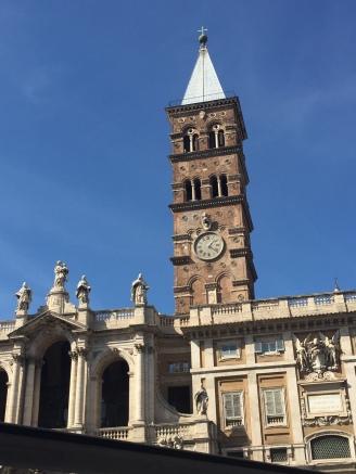 A2. Basilica di Santa Maria Maggiore, Rome 8.10.18