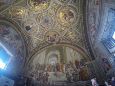 School of Athens, Vatican