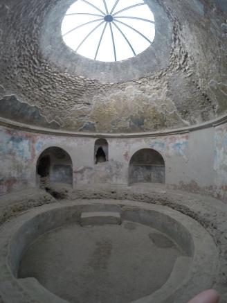 Roman Baths, Pompeii