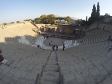 The Theatre, Pompeii